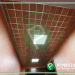 Подвесной потолок 6м2